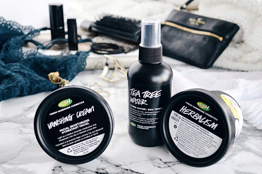 Skincare Journey | Lush Facial Products