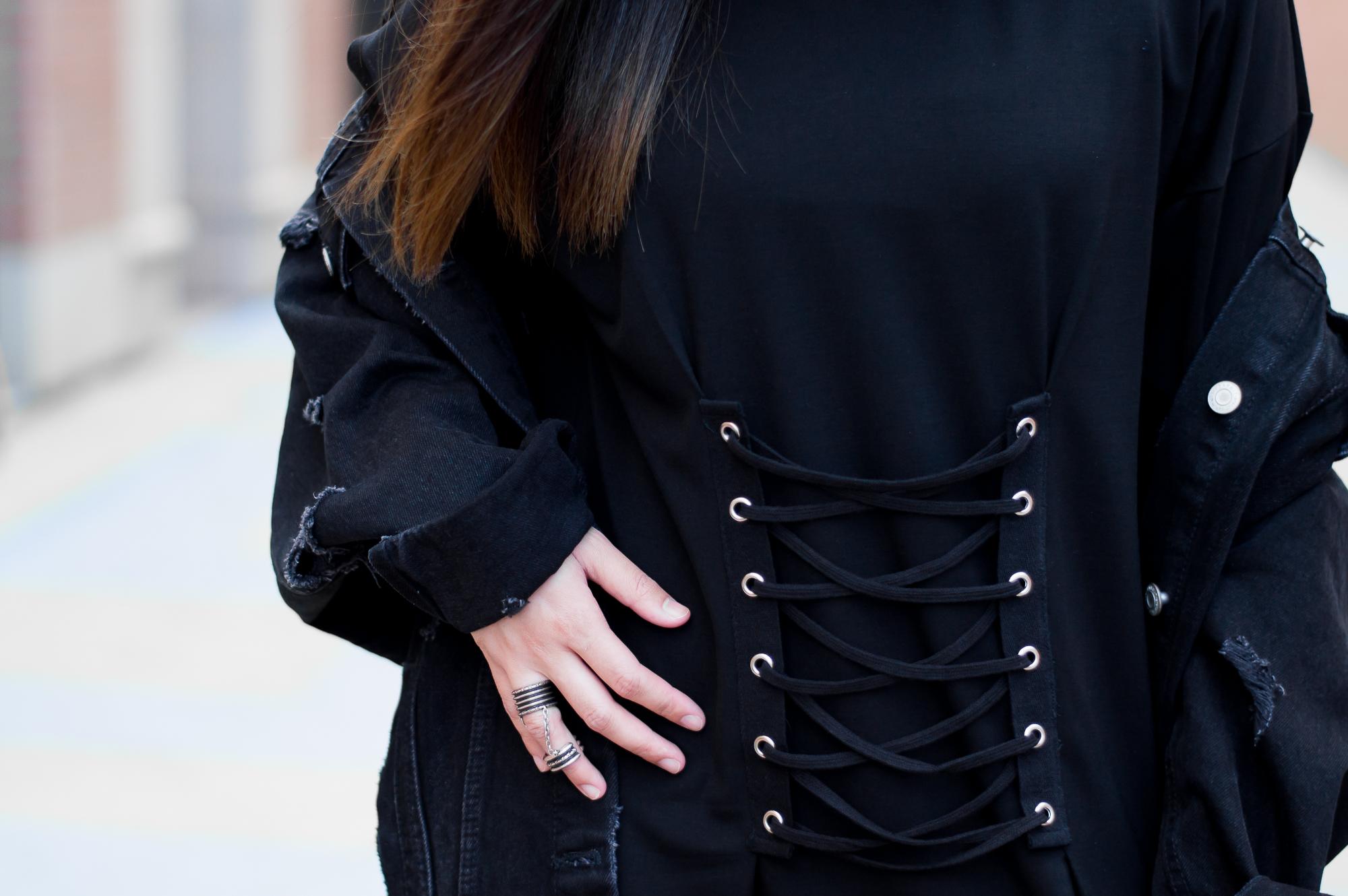 Monochromatic Style: Black